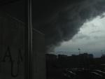 Foto arribant la tempesta